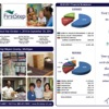 sample from 4 page annual report layout