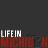 Original logo for Life in Michigan Blog